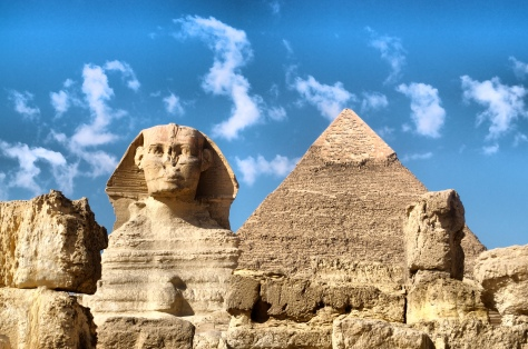 Ancient Hyksos Invasion Myth Debunked + The Great Sphinx of Egypt as a Lion  Dsc0409